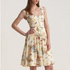 Nanette Lepore French Peasant Dress